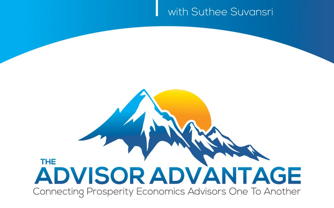 Lessons from a New Advisor with Suthee Suvansri – Episode 45