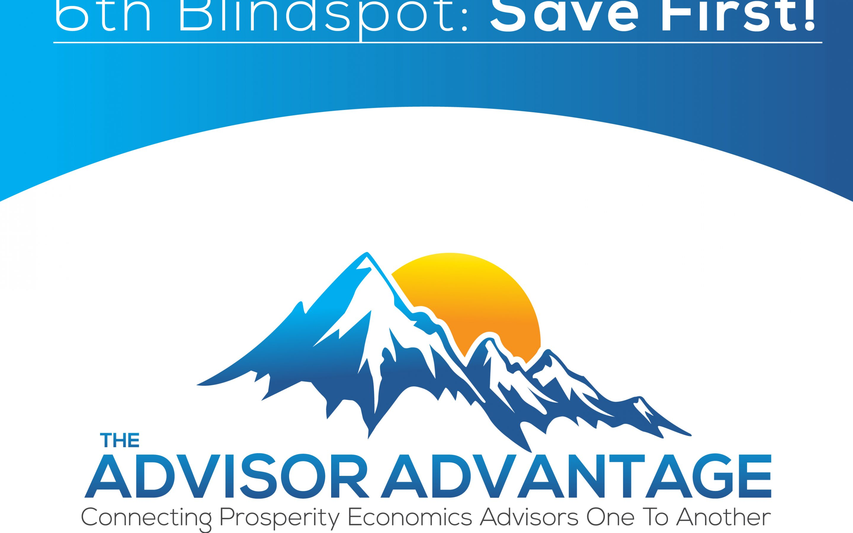 The 6th Blind Spot: Save First! – Episode 112