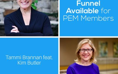 New Click Funnel Available for PEM Members – Episode 192