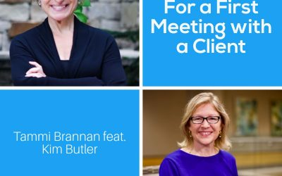 12 Questions For a First Meeting with a Client with Kim Butler – Episode 200