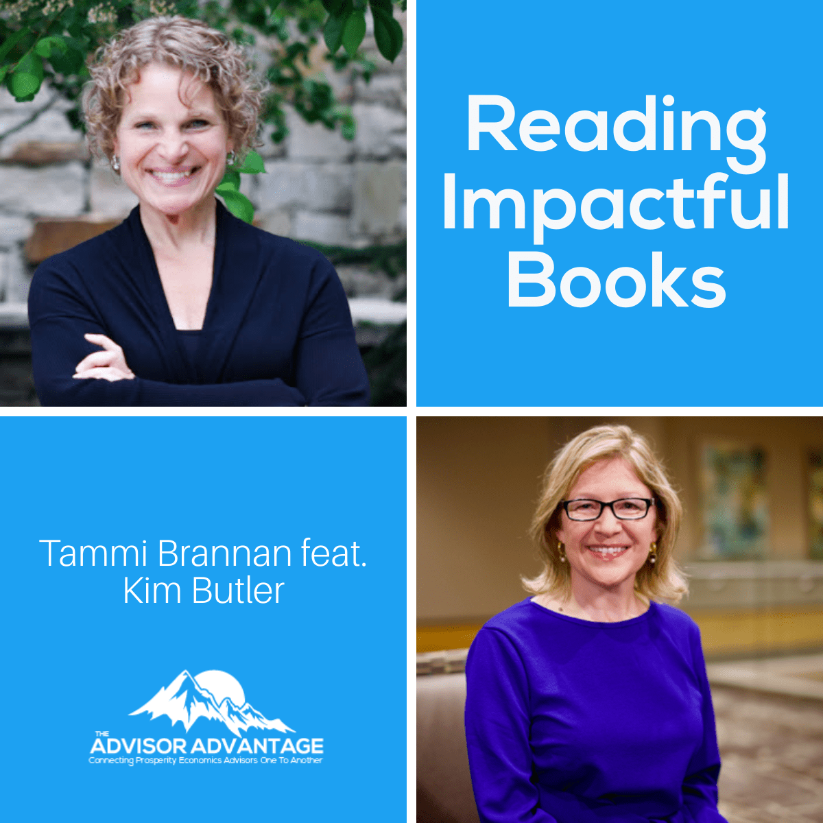 Reading Impactful Books with Kim Butler – Episode 208