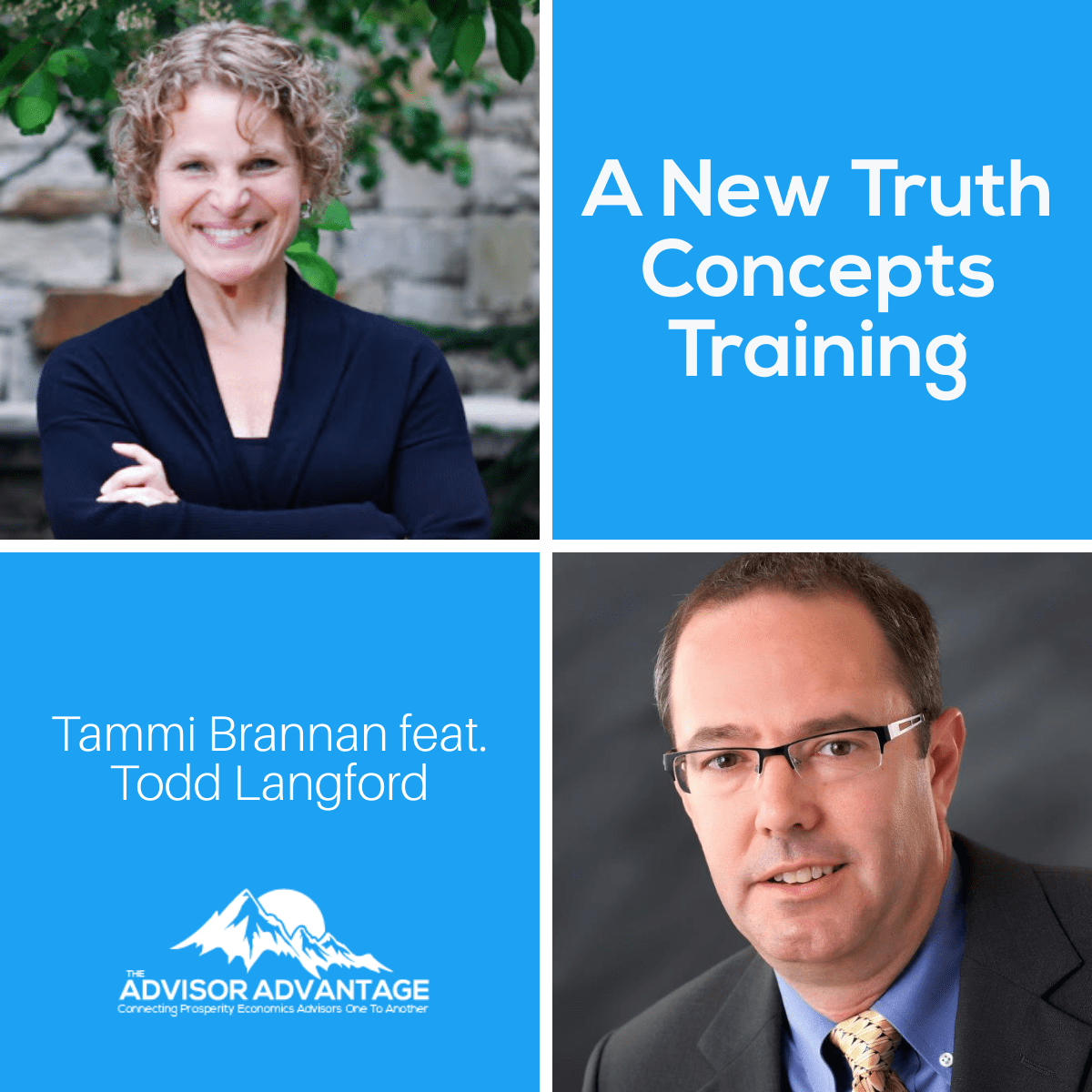 A New Truth Concepts Training with Todd Langford – Episode 209