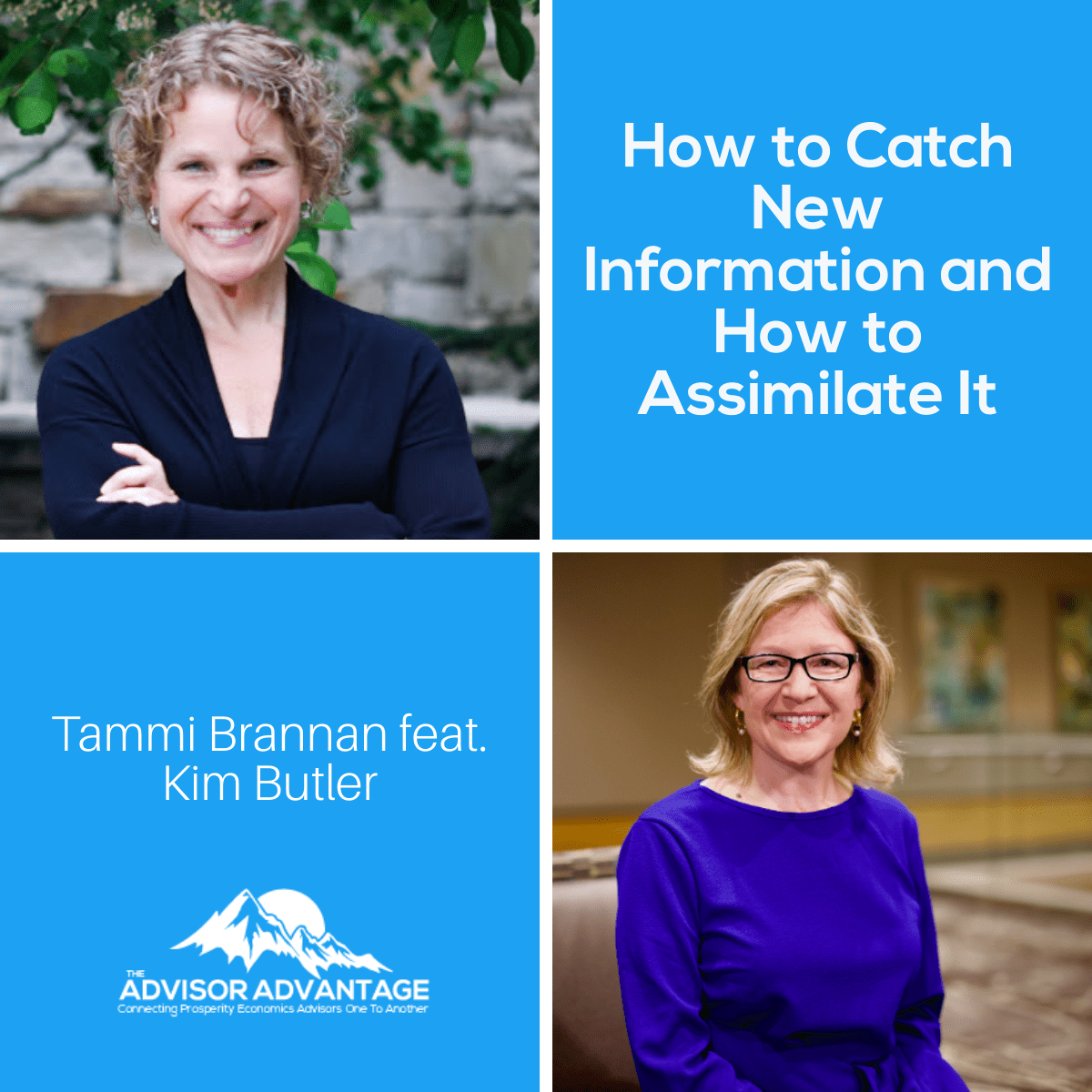 How to Catch New Information and How to Assimilate It – Episode 237