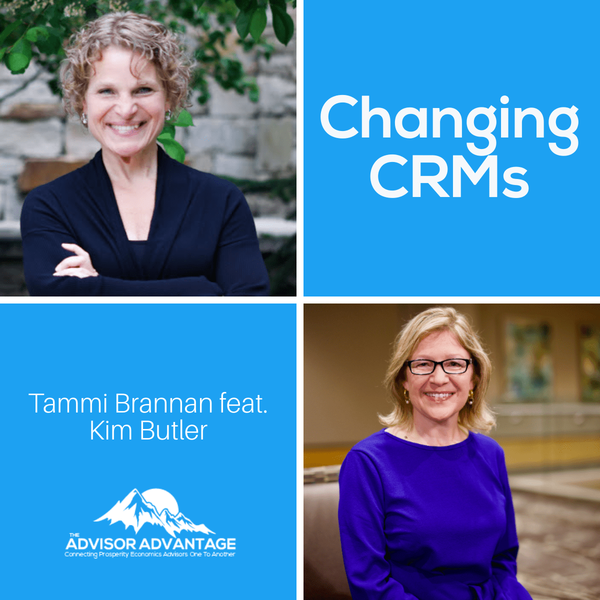 Changing CRMs – Episode 239